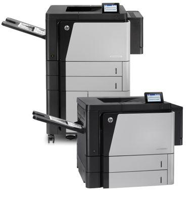 HP LaserJet Enterprise 800 Series